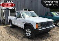 1992 Jeep Comanche Sport