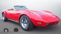 1974 Chevrolet Corvette Stingray CPE