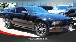 2007 Ford Mustang GT Premium