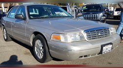 2005 Ford Crown Victoria LX