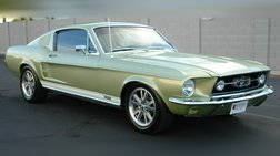 1967 Ford Mustang Reenmachine