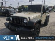 2018 Jeep Wrangler Willys Wheeler W