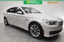 2014 BMW 5 Series 550i Gran Turismo