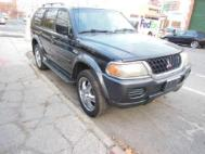 2001 Mitsubishi Montero Sport XLS