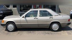 1992 Mercedes-Benz 190-Class 190 E 2.3