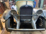 1931 Ford business