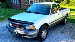 1995 GMC Sonoma Club Coupe 4WD