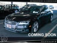 2013 Audi S7 4.0T quattro Prestige