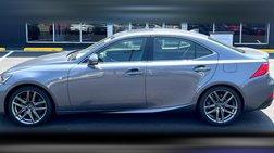 2020 Lexus IS 350 Base