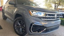 2020 Volkswagen Atlas Cross Sport SE with Technology R-Line