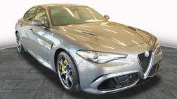 2020 Alfa Romeo Giulia Quadrifoglio Base