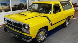 1991 Dodge Ramcharger S