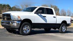 2010 Dodge Ram 2500 Power Wagon