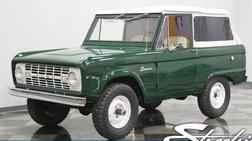 1967 Ford Bronco 4X4