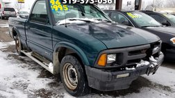 1996 Chevrolet S-10 Reg. Cab Short Bed 2WD
