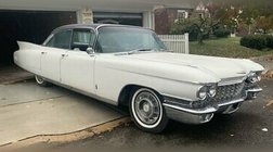1960 Cadillac Fleetwood 1960 CADILLAC FLEETWOOD 44,305 ACTUAL MILES