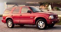 1999 Oldsmobile Bravada Base