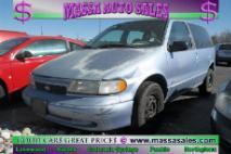1996 Nissan Quest GXE