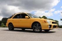 2003 Subaru Impreza WRX WRX