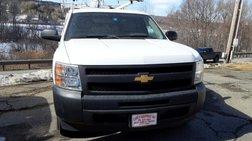 2012 Chevrolet Silverado 1500 Hybrid Base