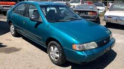 1996 Nissan Sentra Sedan
