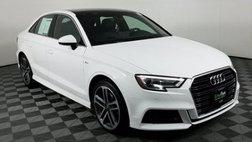 2017 Audi A3 2.0T Premium Plus