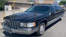 1994 Cadillac Fleetwood Base