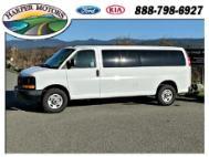 2013 GMC Savana Passenger LS 3500