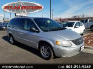2002 Chrysler Town and Country eL