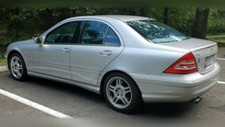 2002 Mercedes-Benz C-Class C 32 AMG