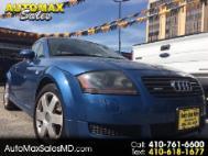 2000 Audi TT quattro
