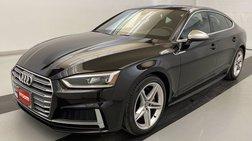 2019 Audi S5 Sportback 3.0T quattro Premium