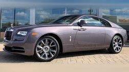 2021 Rolls-Royce Wraith Base