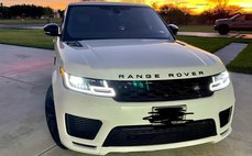 2020 Land Rover Range Rover Sport HST MHEV