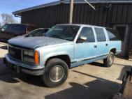 1993 GMC Suburban K1500