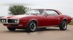 1968 Pontiac Firebird 2dr Coupe