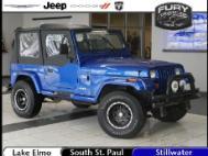 1991 Jeep Wrangler Islander