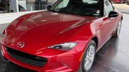 2016 Mazda MX-5 Miata Sport