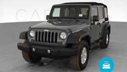 2014 Jeep Wrangler Unlimited Sport SUV 4D