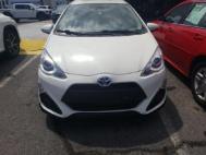 2017 Toyota Prius c Four