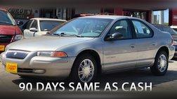 1997 Chrysler Cirrus LX