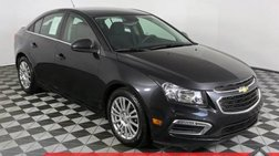 2015 Chevrolet Cruze ECO Manual