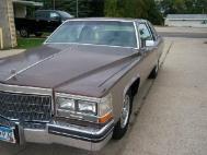 1984 Cadillac DeVille Base