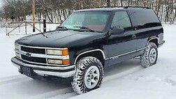 1994 Chevrolet Blazer K1500