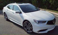 2020 Acura TLX SH-AWD V6 w/Tech