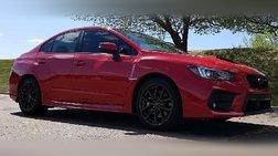 2019 Subaru Impreza WRX Limited