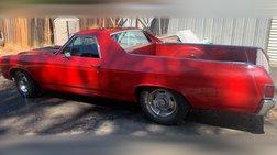 1970 Chevrolet El Camino SuperSport SS