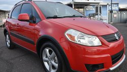 2007 Suzuki SX4 Crossover Base