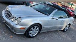 2003 Mercedes-Benz CLK-Class CLK 320