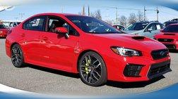 2020 Subaru Impreza WRX STi STI Limited
